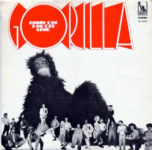 Gorilla Oct. 1967 [click for larger image]
